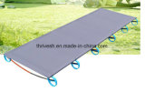 Im Freien Ultralight faltende Bett-bewegliche Aluminiumlegierung-Feldbetten