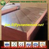 La madera contrachapada marina del uso concreto de la construcción, película hizo frente a la madera contrachapada