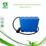 Pack batterie rechargeable 4400mAh de 5s2p 18.5V pour l'appareil médical