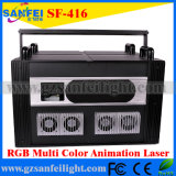 15W-30W RGB Multi Color Animation DiscoレーザーLight