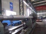 Eixo de aço do cano principal da turbina de vento da forja