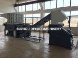 Machine concasseuse en plastique de rebut de réutilisation en plastique de machine