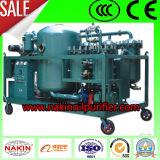 Purificador de petróleo em linha do transformador de Zyd da série, purificador usado da regeneração do petróleo do transformador