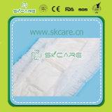 Tecidos descartáveis materiais biodegradáveis por atacado do bebê do fabricante de bambu do tecido da fibra do carvão vegetal em China