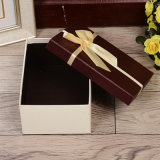 Rectángulo de empaquetado del rectángulo de regalo de la cartulina para el chocolate del caramelo