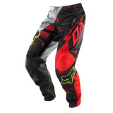Abitudine nera che corre i pantaloni fuori strada di motocross dell'attrezzo del MX di usura (MAP19)
