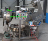 Automatische Gas-Popcorn-Maschinen-Popcorn-Maschine
