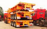 Camion pesante, del contenitore rimorchio semi