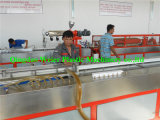 PVC Window와 Door Profile Production Line