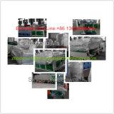 Machine van de Raad van het Schuim van de Lopende band van het Recycling van het afval de Plastic/Van het Proces Equipment/PVC van Plastieken