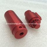 Anodisierenaluminium 6061-T6 CNC-drehenteile