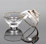 نوع ذهب [ريمّد] [برإكس غلسّ] [تا كب] شاي قصع