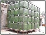 Los tanques de agua de acero para el almacenaje y la fuente residentes del agua