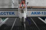 Router di CNC di legno 1325 per il MDF, compensato, portelli con DSP Akm1325
