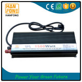 Inversor de la potencia con el cargador de la UPS de la batería, tipo de los inversores de DC/AC