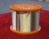 高品質によって黄銅めっきされるホースワイヤー(0.295mm)
