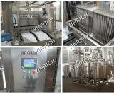 Línea de transformación del caramelo de la máquina del caramelo cadena de producción depositada del caramelo de la jalea para el caramelo de la jalea de la dimensión de una variable del oso (GDQ300)