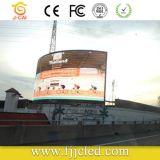 Tabellone per le affissioni della visualizzazione di LED dell'arco di sport esterni