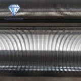 Keil-Drahtjohnson-Grobfilter-Bildschirm-Filterröhre des High-Precision Edelstahl-316L vollkommene runde