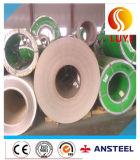 Tira/bobina do aço inoxidável de ASTM 347