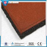 De rubber Tegel van de Vloer van de Speelplaats van Matten, de RubberTegel van de Vloer van de Speelplaats van de Matten van het Schuim