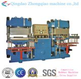 Máquina de molde Vulcanizing do selo de Rubbe da imprensa da placa automática do vácuo