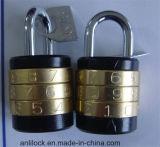 Cadeado de combinação, Cadeado de liga de zinco (AL505. AL506. AL507)