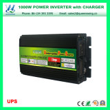 inverseur d'énergie solaire à C.A. de C.C d'UPS 1000W avec le chargeur (QW-M1000UPS)