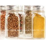 Cristalería clásica de la cocina para el almacenaje del alimento