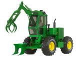 Cargador de la caña de azúcar de la rueda/máquina agrícola