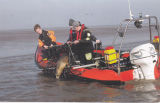 Aqualand 21FT 6.5m Rigid Inflatable Motor BoatかRib Patrol Boat (RIB640T)