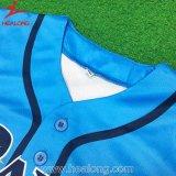 Healong melhor vendendo o basebol completamente Sublimated Jersey do tipo conhecido
