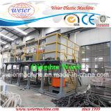 Máquina de envolvimento espiral da faixa do PE para a bainha hidráulica da mangueira