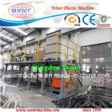 Machine de emballage spiralée de bande de PE pour la gaine hydraulique de boyau