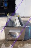Lavaggio di verdure della spazzola della Cina dell'acciaio inossidabile e sbucciatrice