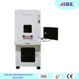 Máquina caliente de la marca del laser de la fibra de la venta 50W con Cabint incluido