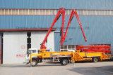 고품질 구체 펌프 트럭 제조자 판매!