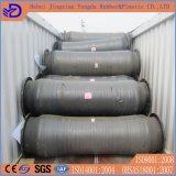 Gomma flessibile della natura di industria di tubo flessibile di dragaggio