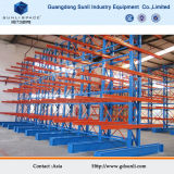 Estante Padrão Ce-Approved PVC Tube Cantilever Rack