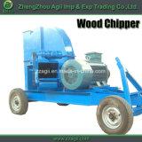Do disco de madeira do triturador da filial de árvore do triturador do registro da biomassa máquina Chipper de madeira