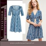 New Design Fashion Lady Casual Dress (TONY8978)