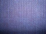 Hilado de lino puro teñido de tela lisa