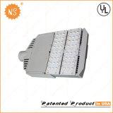 Lâmpada de rua modular listada do diodo emissor de luz do UL Dlc 120lm/W 60W