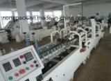 Машина gluer скоросшивателя замка AGD автоматическая prefolding нижняя