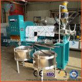 カシューナッツオイルの処理機械