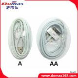 Câble de caractéristiques de câble par téléphone mobile d'USB pour le câble de chargeur d'iPhone