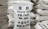 Acido ossalico naturale puro del commestibile