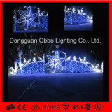 New High Quality Commercial Christmas LED Skylines Decoration Light