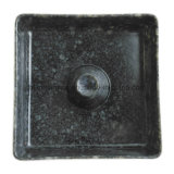 Квадратный мраморный Ashtray меламина (AT0031)
