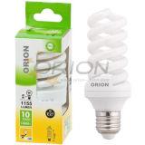 Lampe à bulles CFL E27 B22 15W 20W 25W Lampe à économie d'énergie en spirale